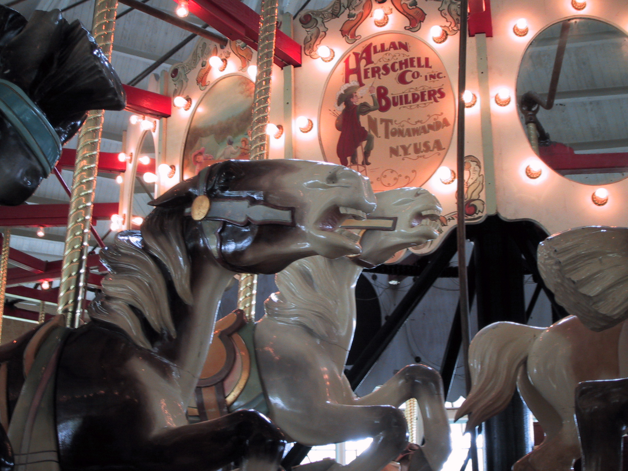 Binghamton Antique Carousel