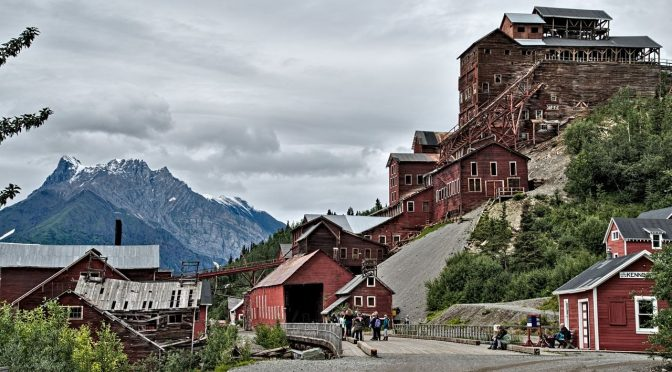 Alaska's Kennecott Mine